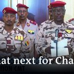 Chad leader Idriss Deby dies on battlefield after winning reelection | DW News