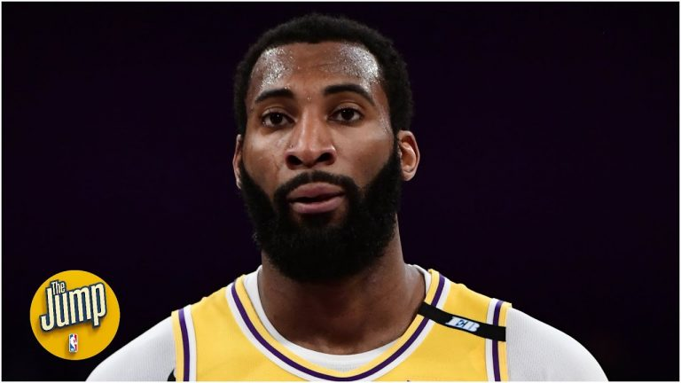 Brian Windhorst: The Lakers need Andre Drummond on offense without AD or LeBron   The Jump