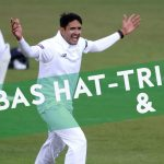 Mohammad Abbas Takes Hat-Trick & 6-11! | LV= Insurance County Championship