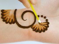 New Beautiful Mehndi design for hands - Simple Mehndi Design - Easy Mehandi design 2020 13