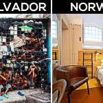 What Prisons Look Like Around the World