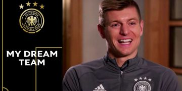 My Dream Team: Toni Kroos