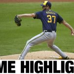 Brewers vs. Padres Game Highlights (4/21/21)   MLB Highlights