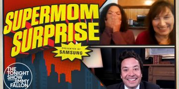Jimmy Surprises Supermom of 3 Ashley in Time for Mother's Day | In Partnership withSamsung