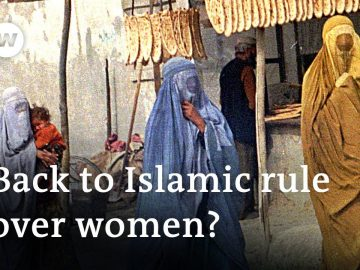 What will happen to Afghan women's rights when US troops pull out?   DW News
