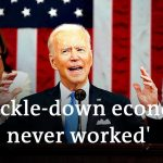 Biden unveils $6 trillion plan to be financed by taxing the rich   DW News