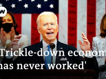 Biden unveils $6 trillion plan to be financed by taxing the rich | DW News