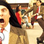How To DANCE The BEAN WAY! | Mr Bean's Holiday | Classic Mr Bean