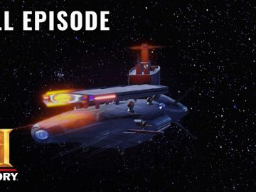 The Universe: Space Weapons Prepare for War (S4, E8) | Full Episode | History 37