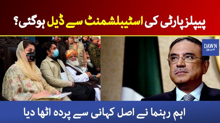 Nayyar Bukhari's Exclusive interview with Dawn News