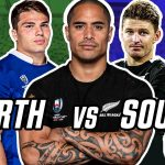 Aaron Smith - Who has the better backs: Northern or Southern Hemisphere? | The Wrap