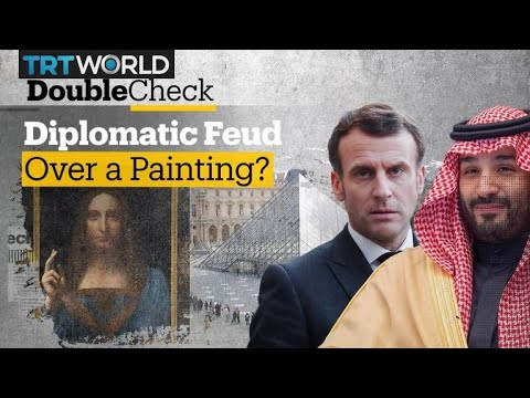 Why Are Saudi Arabia and France Feuding Over a Painting?