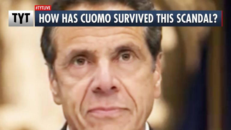 How Has Governor Cuomo Survived This Scandal?