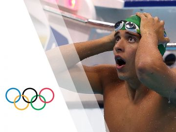 Le Clos shocks Phelps - Men's 200m Butterfly | London 2012 Olympics Games