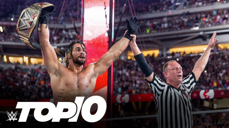 WrestleMania's most controversial moments: WWE Top 10, March 28, 2021
