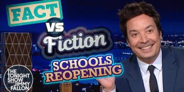 Schools Reopening: Fact vs. Fiction   The Tonight Show Starring Jimmy Fallon
