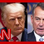 Boehner levels stunning charge against Trump