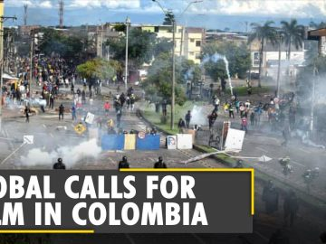 EU, UN condemns Colombia crackdown, calls for calm in protests | World News | English News | WION