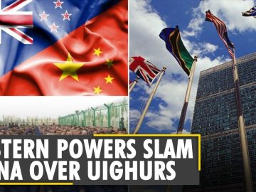 US, Germany, Britain call out China in virtual UN meet | Uighurs atrocities | Latest English News