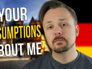 We Really Need To Talk About Your Assumptions About Me... | Get Germanized