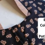Most Running Collar Neck with Placket/Easy Cutting and Stitching/BEGINNERS 1