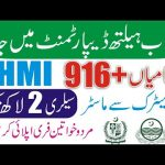 Punjab Health Department Jobs   Govt Jobs 2021   Punjab Primary and Secondary Healthcare Jobs