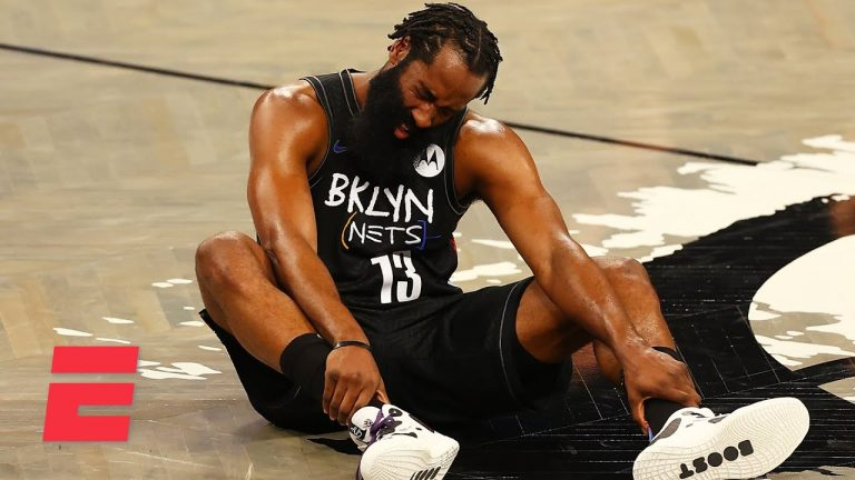 Woj shares the latest on James Harden's hamstring injury for the Brooklyn Nets   KJZ