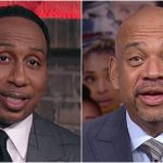 Stephen A. and Mike Wilbon on whether KD 'forgot' to put Russ in his top 5 on purpose | SportsCenter