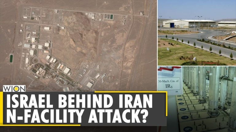 Israel carried out cyber attack on Iran N-Facility? Iran nuclear deal   Israel-Iran   English News