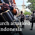 Indonesia: Suicide bombers attack church after Palm Sunday Mass | DW News