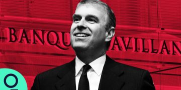 How Prince Andrew Helped a Secretive Bank Woo Sketchy Clients