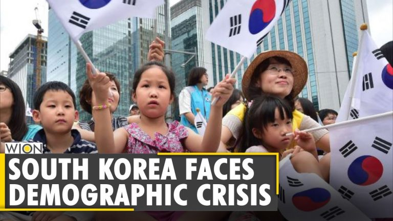 South Korea: Low Birth rate and ageing population raises concern | Demographic Crisis | English News