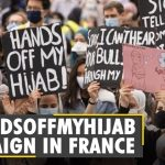 France: French Muslim women rise up against proposed ban   Latest World English News   WION News