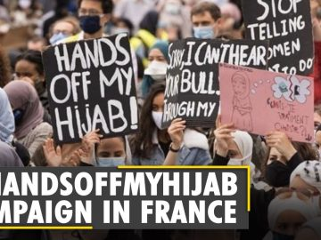 France: French Muslim women rise up against proposed ban | Latest World English News | WION News