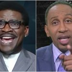 Stephen A. vs. Michael Irvin: The Playmaker won't stand for any Cowboys slander | First Take