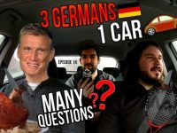 Three Germans, One Car And Many Questions | A Get Germanized Q&A | Car Of Thoughts #14