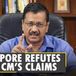 Singapore Foreign Minister To Arvind Kejriwal: Stick to facts | India | COVID-19 | | Latest News