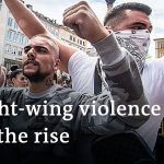 Germany reports record high of far-right crimes | DW News