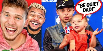 NBA Players Kids FUNNIEST MOMENTS! 21