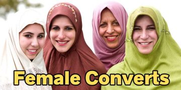 Why the Percentage of Female Converts to Islam are more than Males