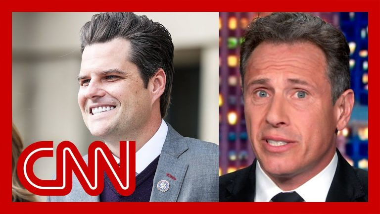 'I'm not kidding': Cuomo on Gaetz's next planned appearance