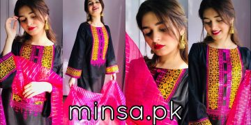 Styling Outfit From My Own Brand || Ep #1 || Minsa.pk 2