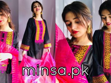 Styling Outfit From My Own Brand || Ep #1 || Minsa.pk 3