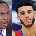 Stephen A. wants to see Lonzo Ball to the Clippers, not Warriors | First Take