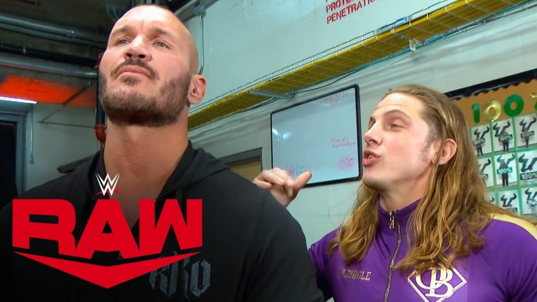 Riddle wants to form Team R-K-Bro with Randy Orton: Raw, April 19, 2021