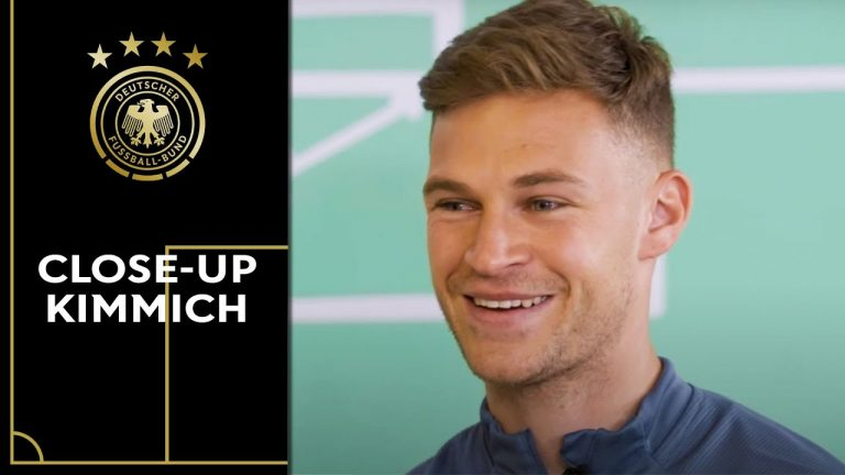 How does your perfect party night look like?   Close-Up with Joshua Kimmich
