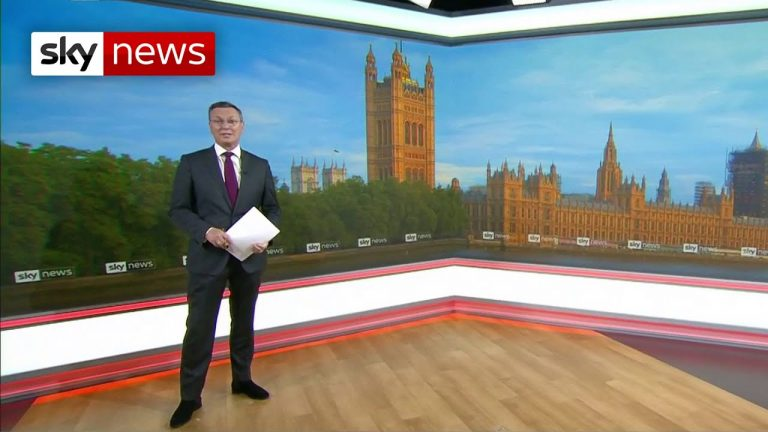 Sky News Breakfast: Cash for curtains questions continue and Biden marks 100 days