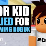 POOR KID Gets BULLIED For Not Having ROBUX, What Happens Next Is Shocking.. 1