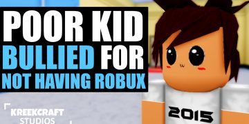 POOR KID Gets BULLIED For Not Having ROBUX, What Happens Next Is Shocking.. 13