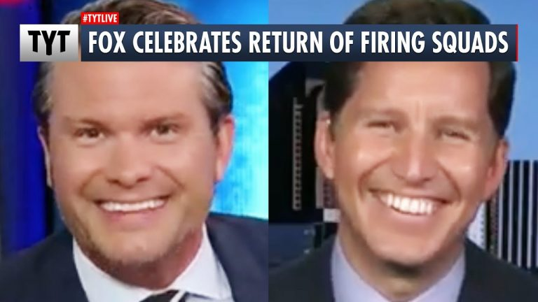 Fox Gets Real Giddy About Firing Squads
